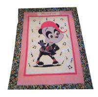 Custom Baby Quilt | Custom Baby Girl Design