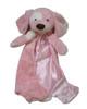 Security Blanket - Pink Gund Huggable Spunky