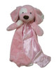 Security Blanket - Pink Gund Huggable Spunky