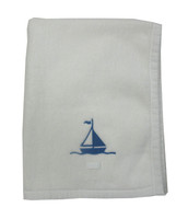Sailboat blanket