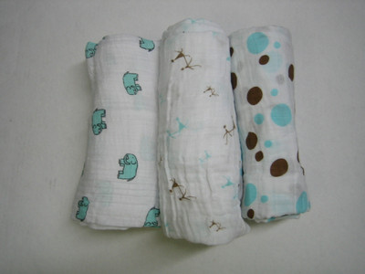 Pack of three muslin swaddling blankets made using rayon from bamboo fiber. aden + anais® wraps are the ultimate in breathability and truexfilepv.cf lightweight muslin permits air to circulate around the baby's body, while still providing comfort and warmth without the worry that the baby may overheat in moderate weather.