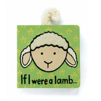 Board Book - If I Were A Lamb