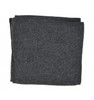 charcoal gray cashmere travel wrap