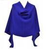 Cashmere topper Cobalt