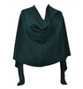 Cashmere topper greenbriargreen