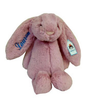 Bashful personalized medium tulipbunny
