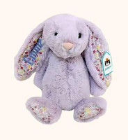 Bashful lavender jellycat