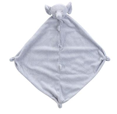 angel dear elephant gray blankee.
