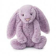 Bashful lilac bunny
