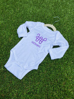 Personalized Corporate Baby Gift - Onesie with Logo