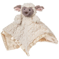 Personalized Lamb Character Security Blanket - Mary Meyer