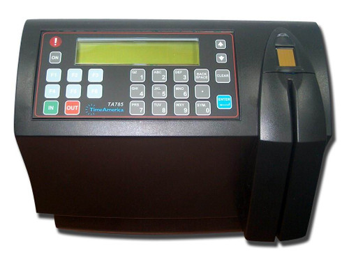 Time America TA785 Time Clock with Ethernet