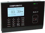 Compumatic XLS 21 25 Employee Time Clock Package