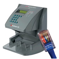 Time America HandPunch 1000 Ethernet Time Clock