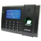 Amano FPT80 Time Guardian Time Clock