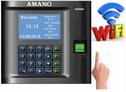 MTX30 Fingerprint Biometric