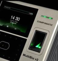 Compumatic MultiBio _V2 Biometric Fingerprint & Face Recognition