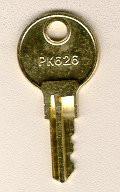 125/150 Metal Key