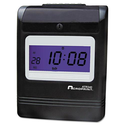 Acroprint ATR240 Biometric Time Clock