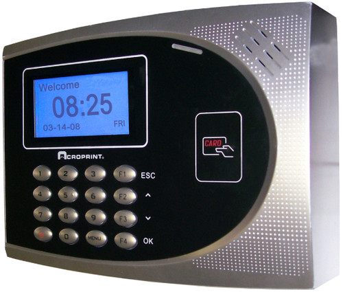 Acroprint TimeQPlus V3 Proximity Time Clock