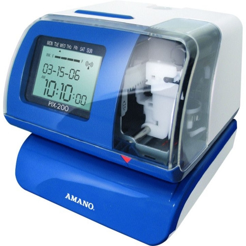 Amano PIX200 Time Clock