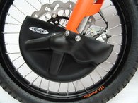 ABCDF690 Front disc & fork guard