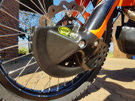 KTM 690 2019 FRONT DISC & FORK GUARDS