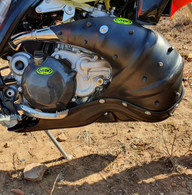 KTM / HUSQVARNA FROM 2020 EXHAUST GUARD 250/300