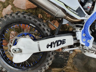 SAP160 SWINGARM PROTECTORS WITH DISC GUARD