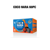 CocoNara 60pc Natural Charcoal Case