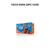 CocoNara 20pc Natural Charoal Case