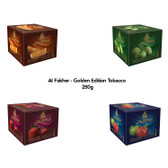 Al Fakher - Golden Edition Tobacco 250g