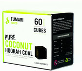 Fumari - Pure Coconut Charcoal 60pc