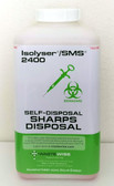 Isolyser/SMS 2400 - Sharps Self-Disposal system