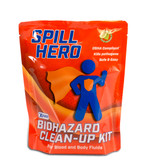 BK107 Kit - Spill Hero Biohazard Response Kit