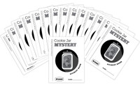 Cookie Jar Mystery Student Books for Grades 4-5 - Qty 15