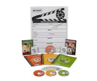 Introduction to Moviemaking Complete Course Kit for Grades 6-8