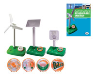 Renewable Energy Kit for Grades 3-8