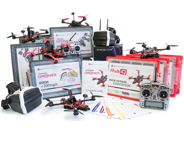 Discover Drones Complete Classroom Kit