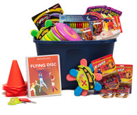 Flying Disc Summer Camp Kit for Grades 6-8