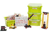 Simple Machines Summer Camp Kit for Grades 4-6