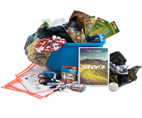 Survivor Summer Enrichment Camp Kit for Grades 6-8