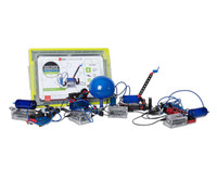 Discover Robotics & Physics for Grades 4-8: Classroom Set(16)+Digital Curriculum