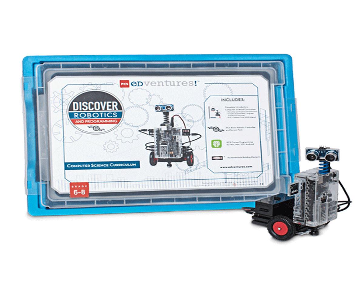 Discover Robotics & Programming I for Grades 4-8: Single Kit