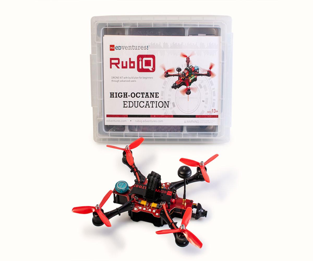 Discover Drones for Grades 7-12: Classroom Set (5 drones)