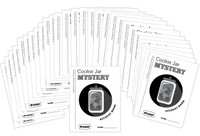 Cookie Jar Mystery Student Books for Grades 4-5 - Qty 30