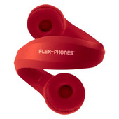 Flex-Phone Indestructible Foam Headphones for Early Learners