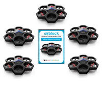 Airblock Drone Course Kit for Grades 5-9
