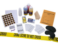 Rogue Rodent Mystery Re-Supply Kit and 30 Student Books