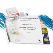 Forensic Chemistry of Hair Analysis Lab Kit